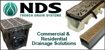 NDS Trench Drain and catch basins