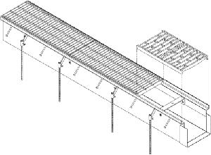 MultiDrain Systems Product Lines - Steel Form System