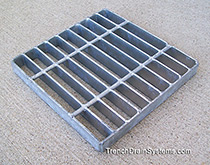 NDS915 Galvanized Steel bar grate