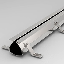 Stainless slot drain - 6000 Series
